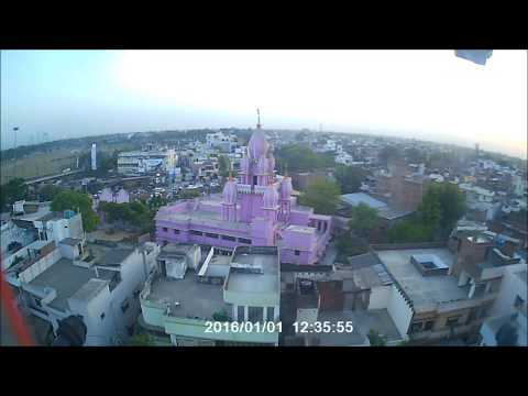 Aerial Glimpse of Allahabad by Drone