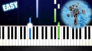 Baixar Ed Sheeran - Supermarket Flowers - EASY Piano Tutorial by PlutaX