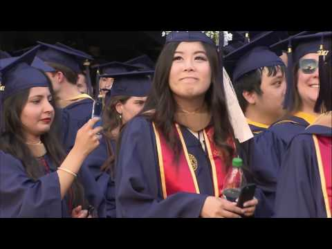 Drexel University 2017 Commencement