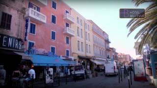 Présentation vidéo des Hotels Propriano en Corse du Sud