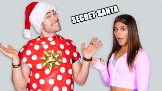 I got my sister's friend THIS for Secret Santa