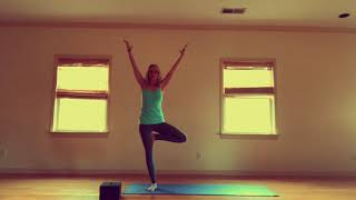 Yoga For Balance - Tree Pose Foundations