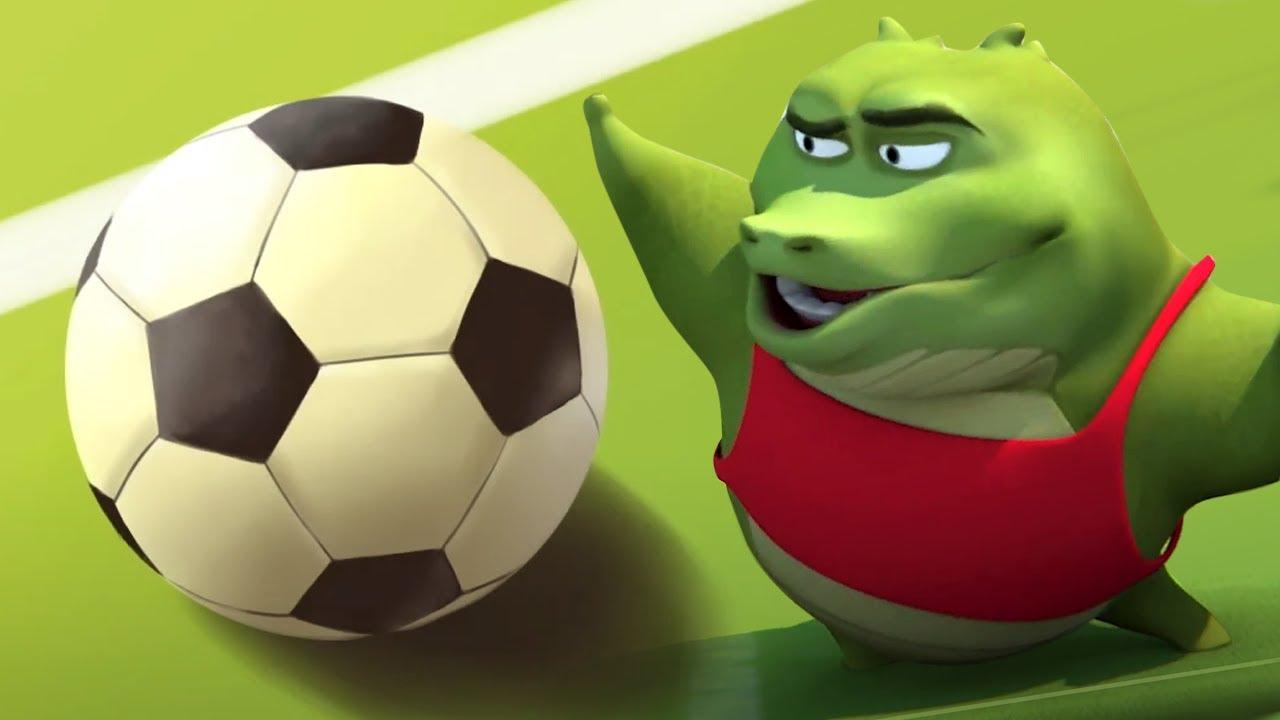 Гоб и друзья   футбол   Мультфильмы для детей   смешные видео   дошкольное