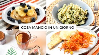 COSA MANGIO IN UN GIORNO PER PERDERE PESO #2 | -15 Kg | WHAT I EAT IN A DAY TO LOSE WEIGHT