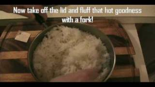 How to Cook Rice - The Ultimate Method