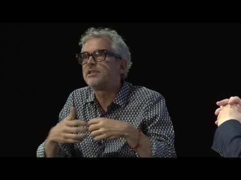 Festival de Cannes 2017 Masterclass with Alfonso Cuarón