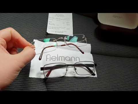 Сколько стоят очки в Германии - оптика Carl Zeiss