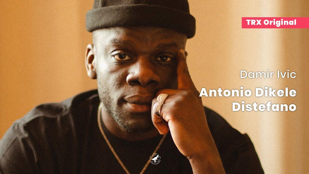 Damir Ivic intervista Antonio Dikele Distefano | TRX Original