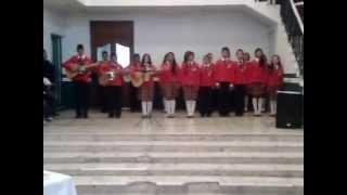 Rondallita de laTelesecundaria 920 de La Tapona, Atarjea Guanajuato, Amor eterno