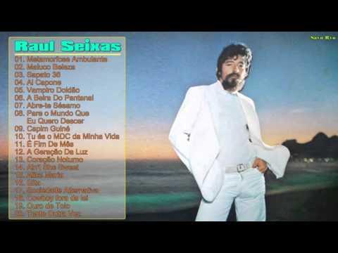 raul seixas   - MELHORES MUSICAS [ CD ] [ 2015 ] | Melhores Músicas de raul seixas