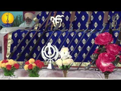 AGSS 2015 : Raag Nat : Bhai Gagandeep Singh ji Raag Nat