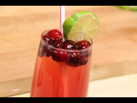 Cranberry Ginger Ale