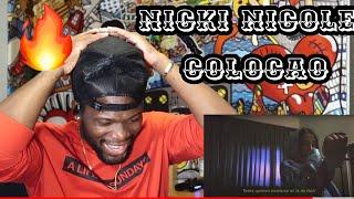 Download Nicki Nicole - Colocao (Video Oficial) (REACCION)