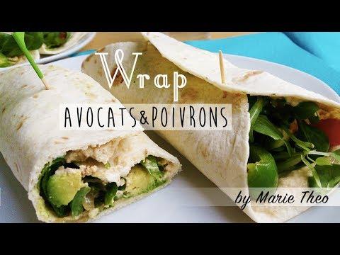 🌿-wraps-vegan-//-avocat-&-poivron
