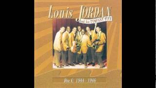 Buzz Me - Louis Jordan & His Tympani Five
