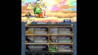 [Brave Frontier] Vortex Battle- Jewel Parade!