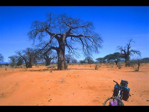 Radtour durch Afrika - Radtour um die Welt: Interview und Fotos. Auch zum Thema Autismus