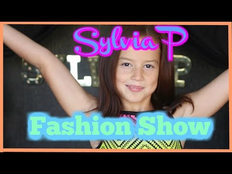 Sylvia P Fashion Show|