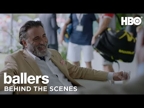 Ballers Season Two: Introducing Andy Garcia as Andre Allen (HBO)