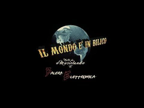 IL MONDO E' IN BILICO - Balera Elettronica (Album Musicland)