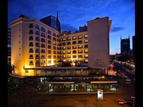 SAROVA STANLEY HOTEL - Nairobi City, Kenya