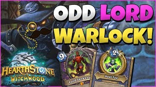 ODD LORD WARLOCK DECK - THE MOST FLAVORSOME DECK IN THE META!
