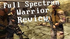 Why You Should Play Full Spectrum Warrior (Review)