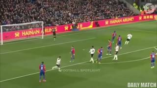 CRYSTAL PALACE 0-1 TOTTENHAM PREMIER LEAGUE