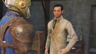 Investigate the Mega Surgery Center Walk-through - Fallout 4