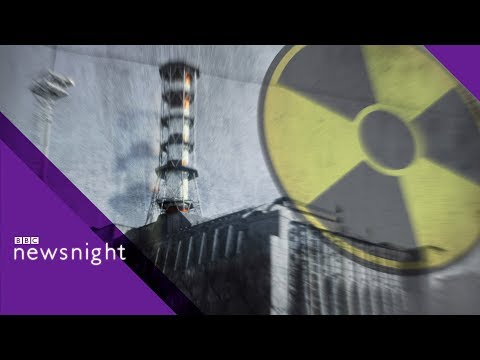 1986's Chernobyl disaster - FROM THE ARCHIVE - BBC Newsnight