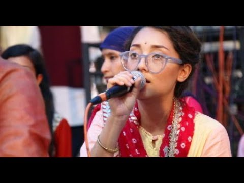 Trishala Gurung Song :Guru Mata Pita गुरु माता पिता  Nepali Bhajan