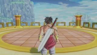 Dragon Ball Xenoverse 2: Split Fingner Shot OP!