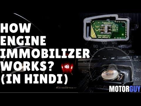 Engine Immobiliser- Your Car's Safety Device | ECU, Transponder, Car Tech Talk