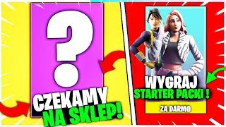 TATA CZEKA NA SKLEP * CUSTOMY / SOLO / END GAME * W FORTNITE | hajTv - Na żywo