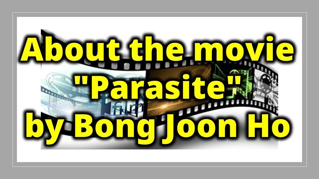 'Parasite's Bong Joon Ho Says Success Of Korean Dark Comedy In ...