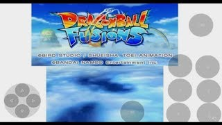 How to play Dragonball Fusions 3Ds on Android device | MarcusDamon#Gamingvideos