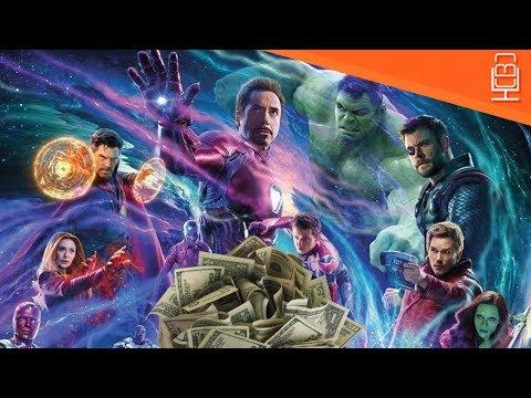 Avengers Infinity War is 300 Million Opening Weekend Possible