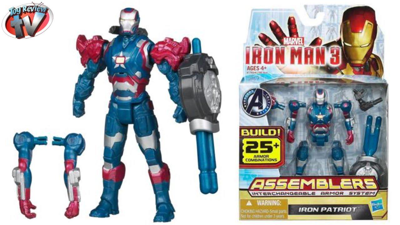 hasbro iron man toys