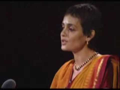 ARUNDHATI ROY ~~~ COME SEPTEMBER (2002) (FULL SPEECH)