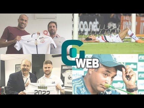 Roger No Corinthians E Tricolor Eliminado - Destaques Da Semana (21/04/18)
