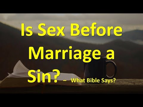 9 Bible Verses That Teach That Sex Before Marriage Is a Sin