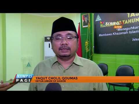 Tanggapan GP Ansor Soal Pembubaran HTI