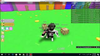 The Event Rainbow Pet Roblox core shock (cmt 0-100 with roblox name)