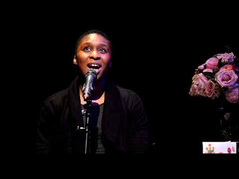 """Cynthia Erivo Premiere's Scott Alan's new song """"AT ALL"""" at the St. James Studio, May 6th"""
