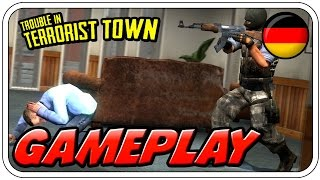 WIR WERFEN DEN KARREN - TROUBLE IN TERRORIST TOWN - Let's Play TTT - Dhalucard