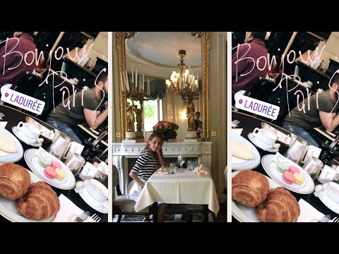 Classic Breakfast In Paris | Kate ♡
