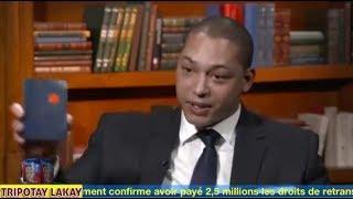 Francois Nicolas Duvalier rale paspò Ayisyen li, eske li pral pou Prezidan 2022? Tande entèvyou sa