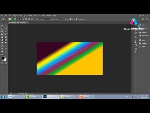Học thiết kế banner chạy quảng cáo facebook, Học Photoshop online tốt nhất cho người mới học