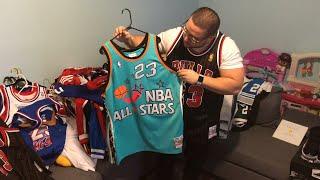 Epic Jersey Collection. ( Jordan, Kobe, Lebron, NBA , NFL)
