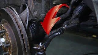 Nissan Qashqai рулевой наконечник